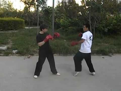 Kung Fu - Sparring - China Image 1