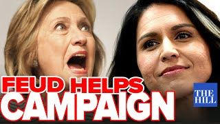 Jimmy Dore: Hillary-Tulsi feud helps Tulsi's campaign