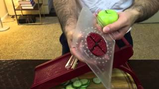 KitchenAid Mandoline Slicer Set Testing/Unboxing