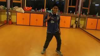 Chaar Botal Vodka | Yo Yo Honey Singh Free Style Dance By Step2sStep Dance Studio
