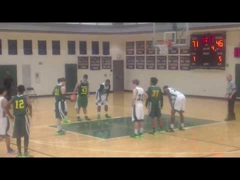 Jason Friedman 46 Points (10 3's) vs. Georgetown Day School - 12/25/2013