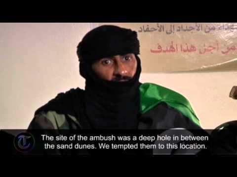 Download Saif al-Islam Gaddafi betrayed by his desert guide Mp4 baru