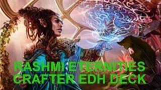 Rashmi, Eternities Crafter EDH Deck
