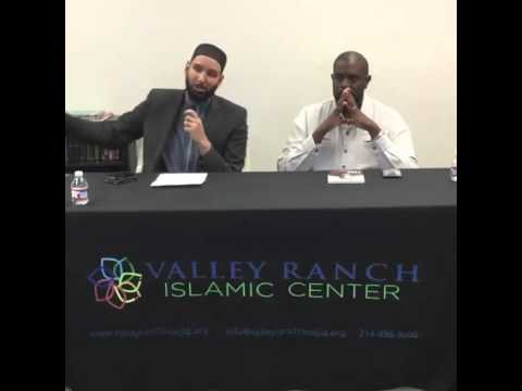 Omar Suleiman | Dr Michael Waters - Navigating the political landscape of America [Was Live]