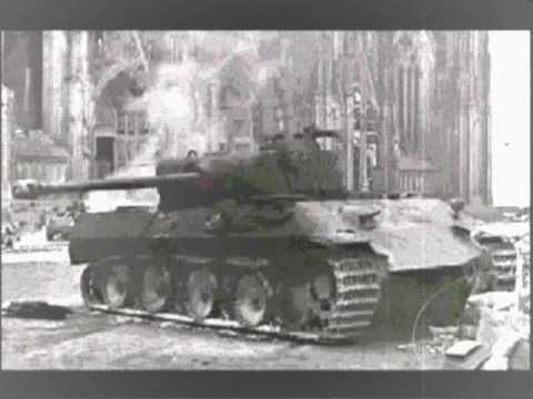 Sherman vs Panther vs Pershing