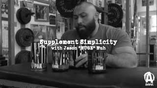 "Supplement Simplicity with Jason ""HUGE"" Huh"