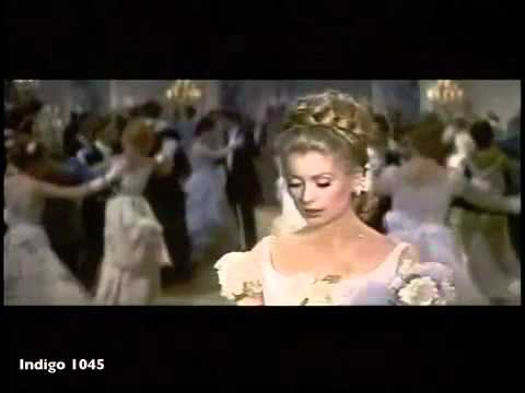 Ava Gardner James Mason Omar Shariff Catherine Deneuve-Mayerling Waltz!