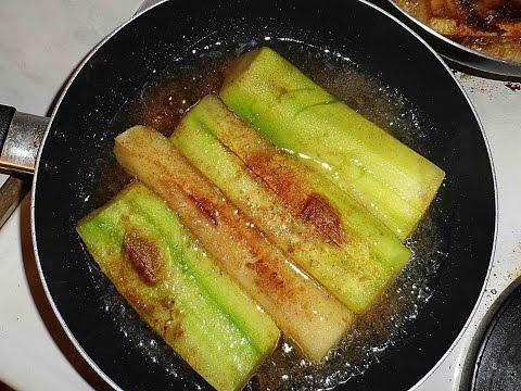 GVK : Кабачки, жарим кабачки, как просто пожарить кабачки, жаренные кабачки