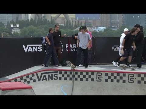 3rd Place Run: Tom Schaar - 90.82 | 2017 Vans Park Series World Championships
