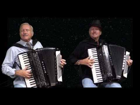 French Accordion Medley, Valse Musette, Gracieuzette, La Petit, Boum,Lee Terry Meisinger Music Videos