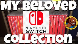 Nintendo switch collection