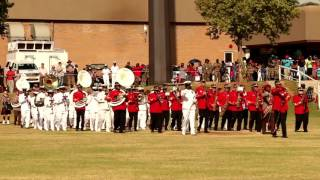 Rand Show : South African Army Band Kroonstad, SA Navy, SA Military Health Service