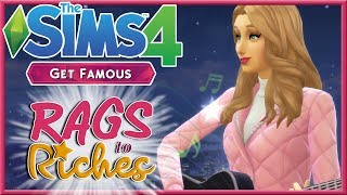 ⭐🎬 Rags to Riches Challenge   The Sims 4 Get Famous   Part 22 🎬⭐
