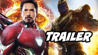 Avengers 4 Trailer Teaser Explained - Infinity War Special Event