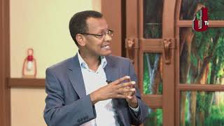 "Jossy ""Min Addis?"" interview with Assistant Professor Abdulrazaq Mohammed"