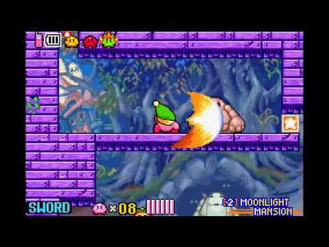 Kirby & the Amazing Mirror - Kirby and the Amazing Mirror (GBA) - Random Game! (Nigcatt) - User video