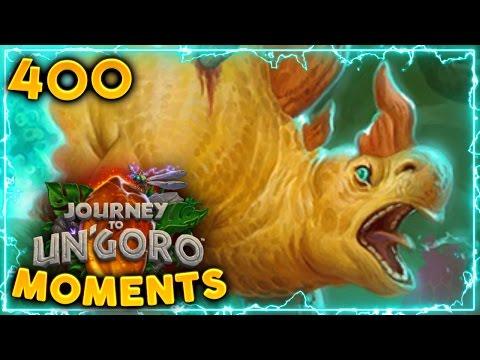 That was a HUGE Mistake!! | Hearthstone Daily Moments Ep. 400