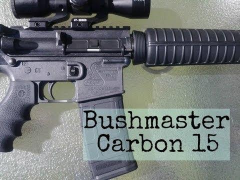 Bushmaster Carbon 15 A quick look
