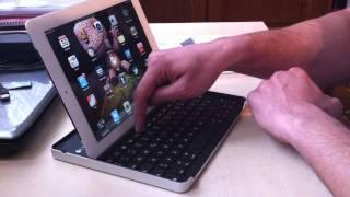 Logitech ZAGGMATE 2 für iPad 2 deutsch QWERTZ