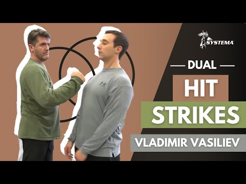 Dual-Hit Strikes Systema by Vladimir Vasiliev Russian Martial Art. Image 1