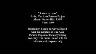 Watch Alan Parsons Project Sooner Or Later video