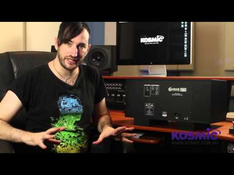 Adam A77X Studio Monitors