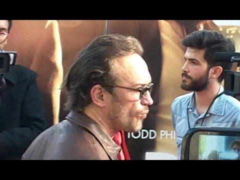 Vincent Perez à Paris lors de l'avant première Very Bad Trip Hangover le 27 mai 2013