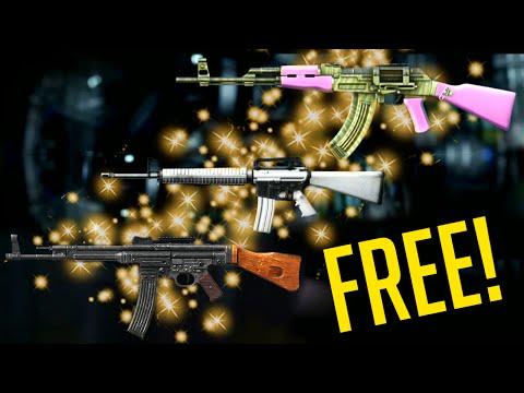 STG, M16, or AK47 FREE?! (Advanced Warfare)