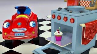 Zeem Zoom - Eğitici çizgi Film - Muffin Sever Misin?