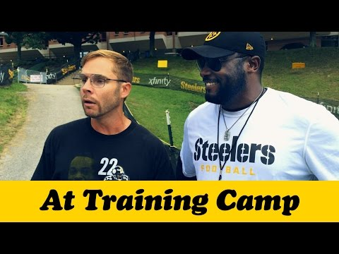 Steelers Coach Mike Tomlin & Pittsburgh Dad 2014 video