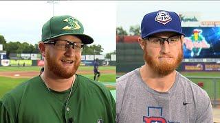 Meet Look-Alike Iowa Baseball Players With Same Name