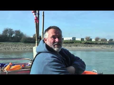 Honda 20 hp outboard - 2.5 tonne boat - 7 knots