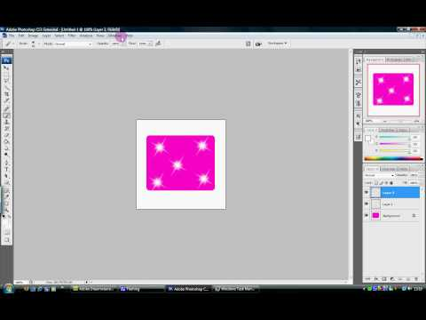 how to make animated gif using photoshop cs3