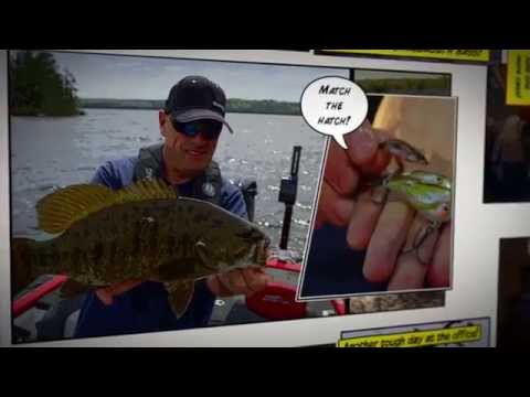 The Wind Blown Bass Beatdown - This week on Dave Mercer's Facts of Fishing THE SHOW
