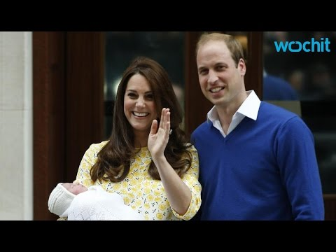 Kate Middleton and Prince William Debut Royal Baby No. 2!