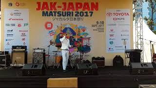 Ono Enka Naniwabushi Dayo Jinsei Wa Hosokawa Takashi A Jak Japan Matsuri 2017