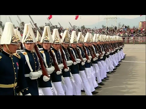 Gran Parada Militar CHILE 2013 (4 de 12)