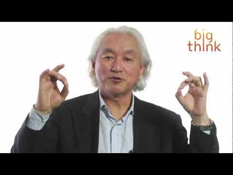 Michio Kaku: Space Bubble Baths  and the Free Universe