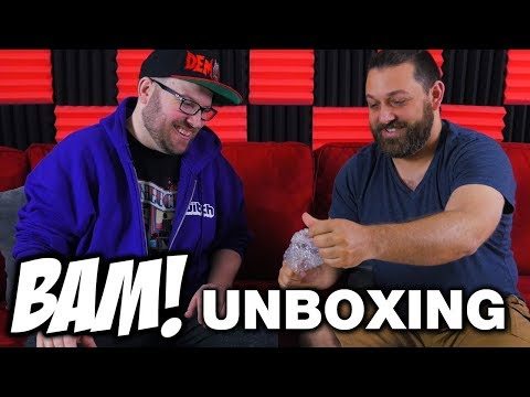 Bam Box Horror Unboxing March 2018 - Horror Subscription Box