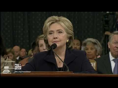 Did we learn anything new from Clinton's Benghazi testimony?
