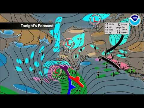 November 10, 2015 Alaska Weather Daily Briefing