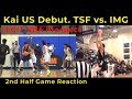 Kai Sotto vs. Kenyon Martin Jr. | TSF vs. IMG 2nd Half Game R...