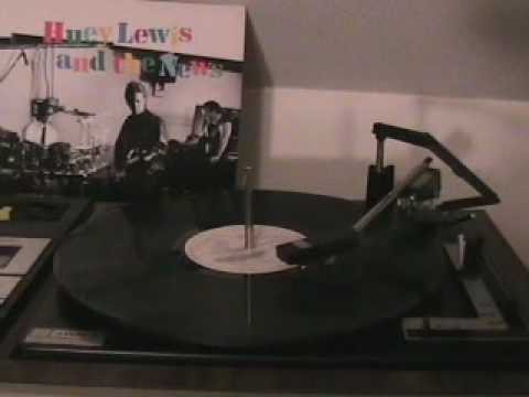 Huey Lewis And The News - Time Ain