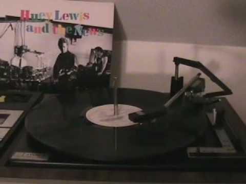 Huey Lewis The News - Time Ain