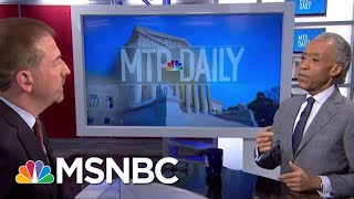 Sharpton: I Told Buttigieg 'You've Got To Be Transparent' About Officer Shooting | MTP Daily | MSNBC