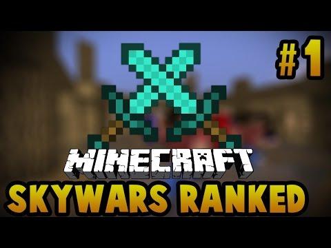 C'est l'heure de rank up - Skywars Classé #1