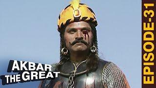 Akbar The Great - Episode 31 | हेमू का खात्मा