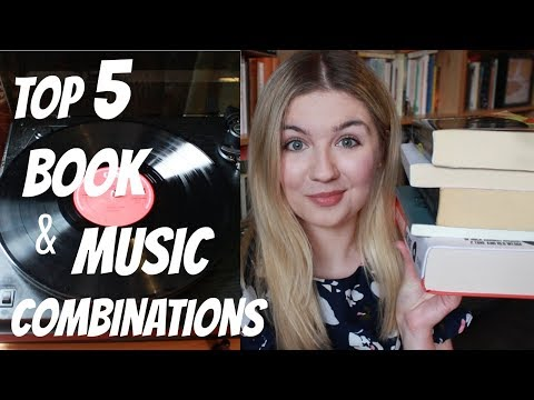Top 5 Books for Music Lovers | #BookBreak