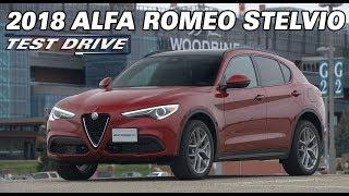 Test Drive: The 2018 Alfa Romeo Stelvio