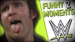 WWE Dean Ambrose's Funny Moments 2